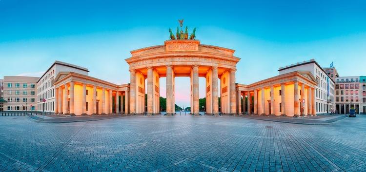Puerta de Brandenburgo, Berlín (Shutterstock)