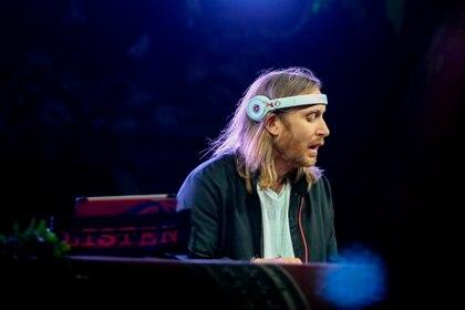 French DJ David Guetta (EFE)