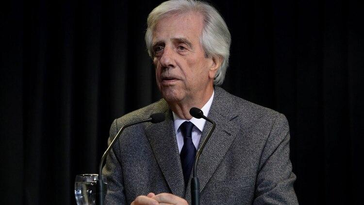 Tabaré Vázquez (EFE)