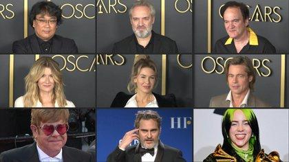 """El filme bélico """"1917"""" parte favorito para el Óscar del domingo, eclipsado una vez más por la falta de diversidad entre sus nominados. Las grandes estrellas de Hollywood desfilarán por la alfombra roja del teatro Dolby en Los Ángeles para la noche más esperada del cine, que marca además el fin de la temporada de premios."""