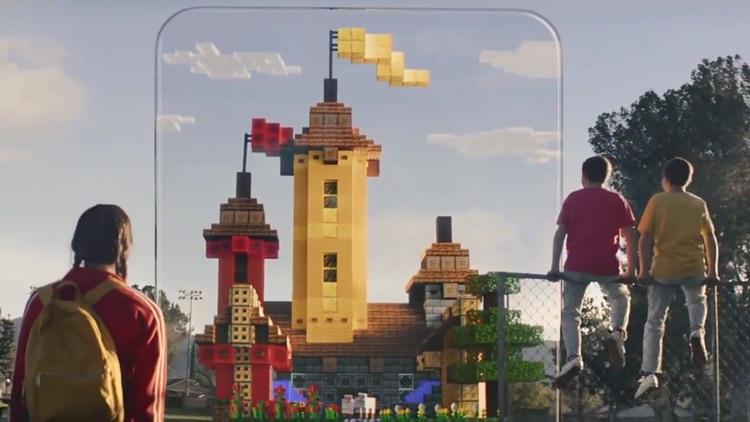 El 17 de mayo de 2009 Minecraft vio la luz por primera vez en su versión para PC (Foto: captura de pantalla)