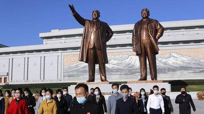 Kim Jong-un siguió las brutales tradiciones de Kim Il Sung y Kim Jong Il