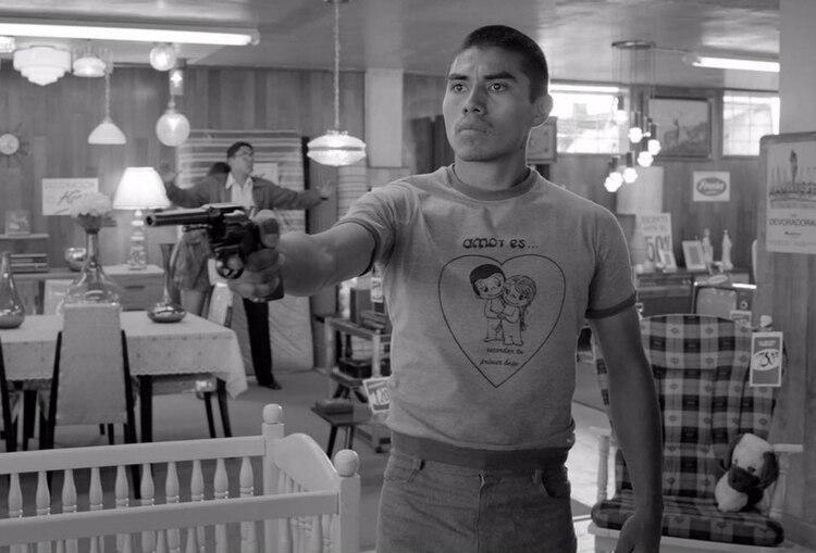 Guerrero fue considerado en la categoría de coactuación masculina (Instagram)