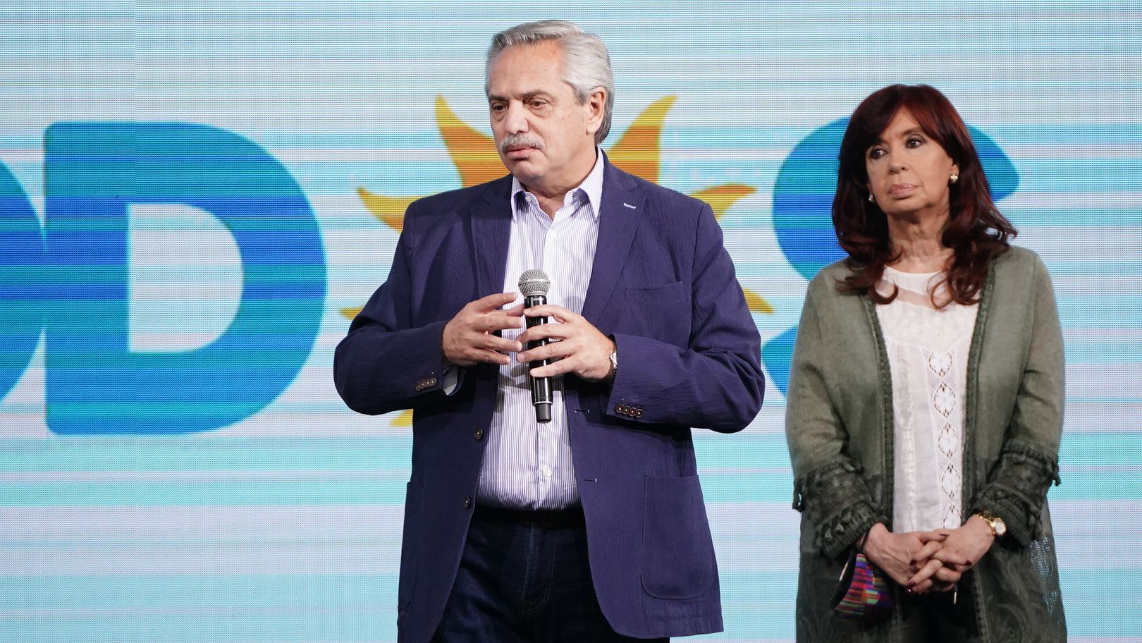 Alberto Fernandez elecciones paso frente de todos cierre