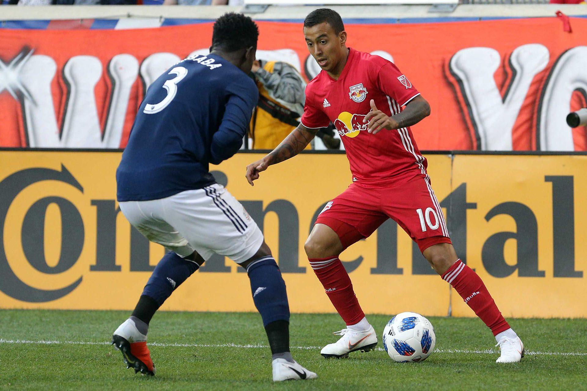 Kaku Romero Gamarra juega en la MLS actualmente (Foto: Reuters)