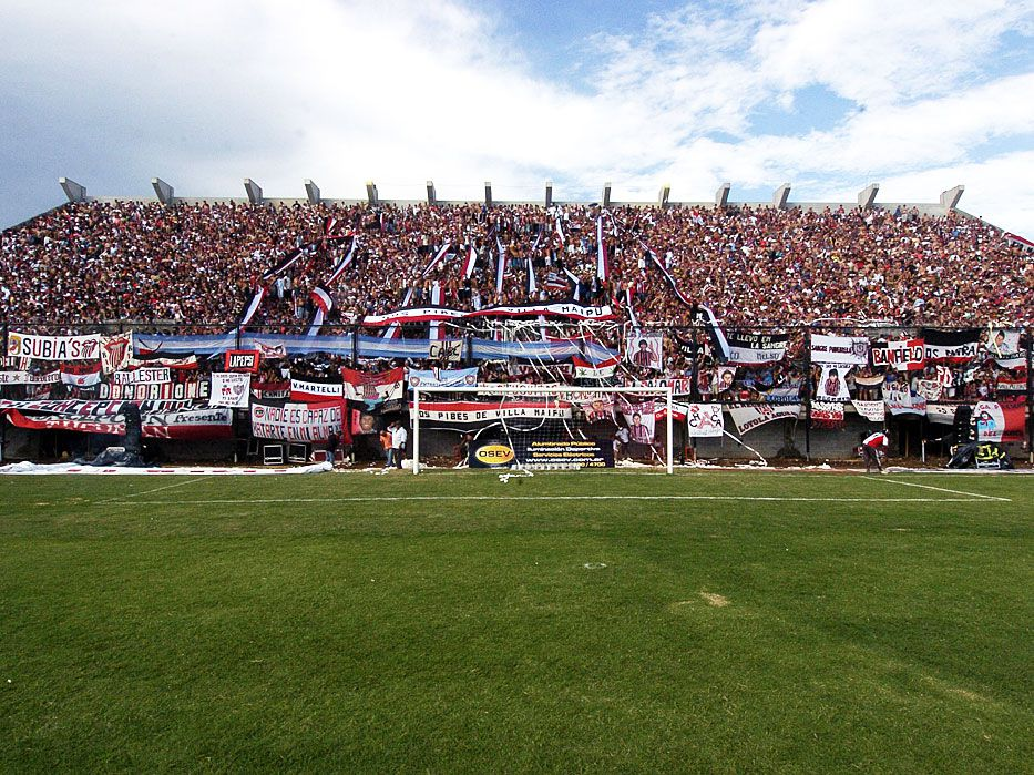 El actual estadio de Chacarita está en el partido de San Martín, en terrenos cedidos durante el primer peronismo.