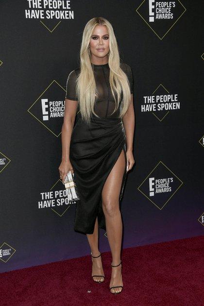 Khloé Kardashian (AFP)