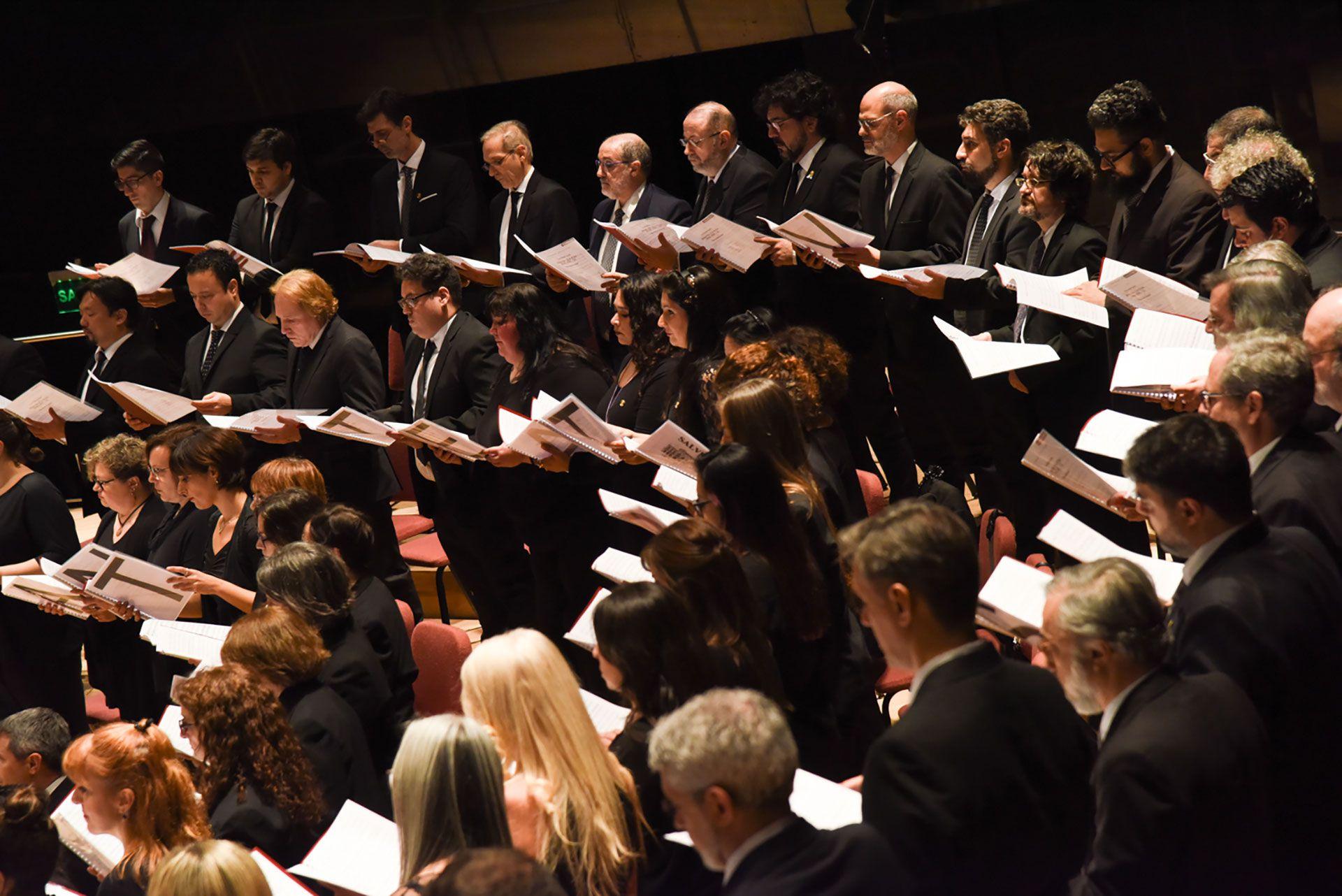 Coro Polifónico Nacional