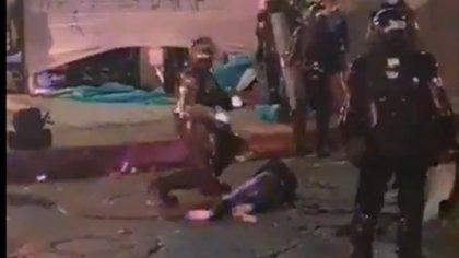 Nicaragua indignante: la policía acosa y arresta a padres que piden  justicia por sus hijos asesinados por la represión estatal - Infobae