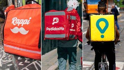 Las tres empresas de delivery deberán cumplir con mínimas condiciones de seguridad vial y tránsito.