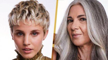 Delfina y Paula rompieron con los prejuicios sociales y cambiaron radicalmente su look