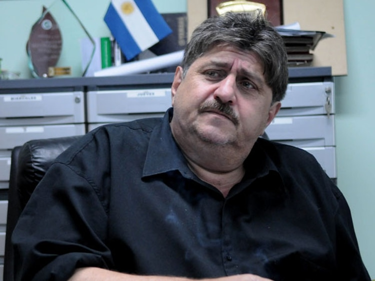 El líder de SMATA, Ricardo Pignanelli