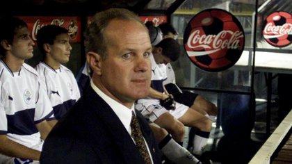 Fagiani tuvo un fuerte entredicho con Ramacciotti y por ese motivo se precipitó su salida de Gimnasia La Plata en 2002 (Fotobaires)