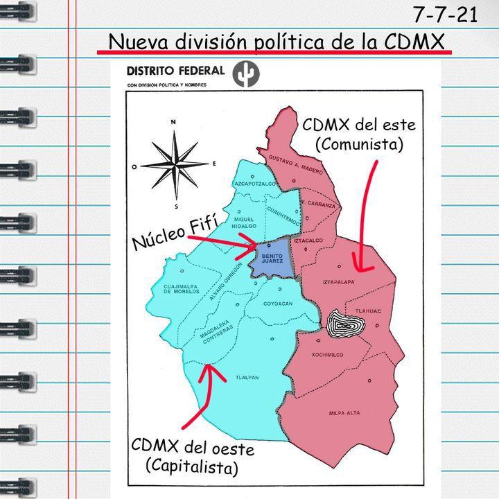 Memes de elecciones 2021 en la Ciudad de México (Foto: Twitter)