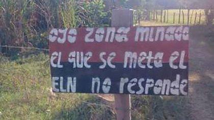El ELN se expande en la frontera con Venezuela bajo el amparo del régimen chavista