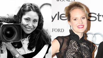 Haifaa Al-Mansour y Shannon Murphy