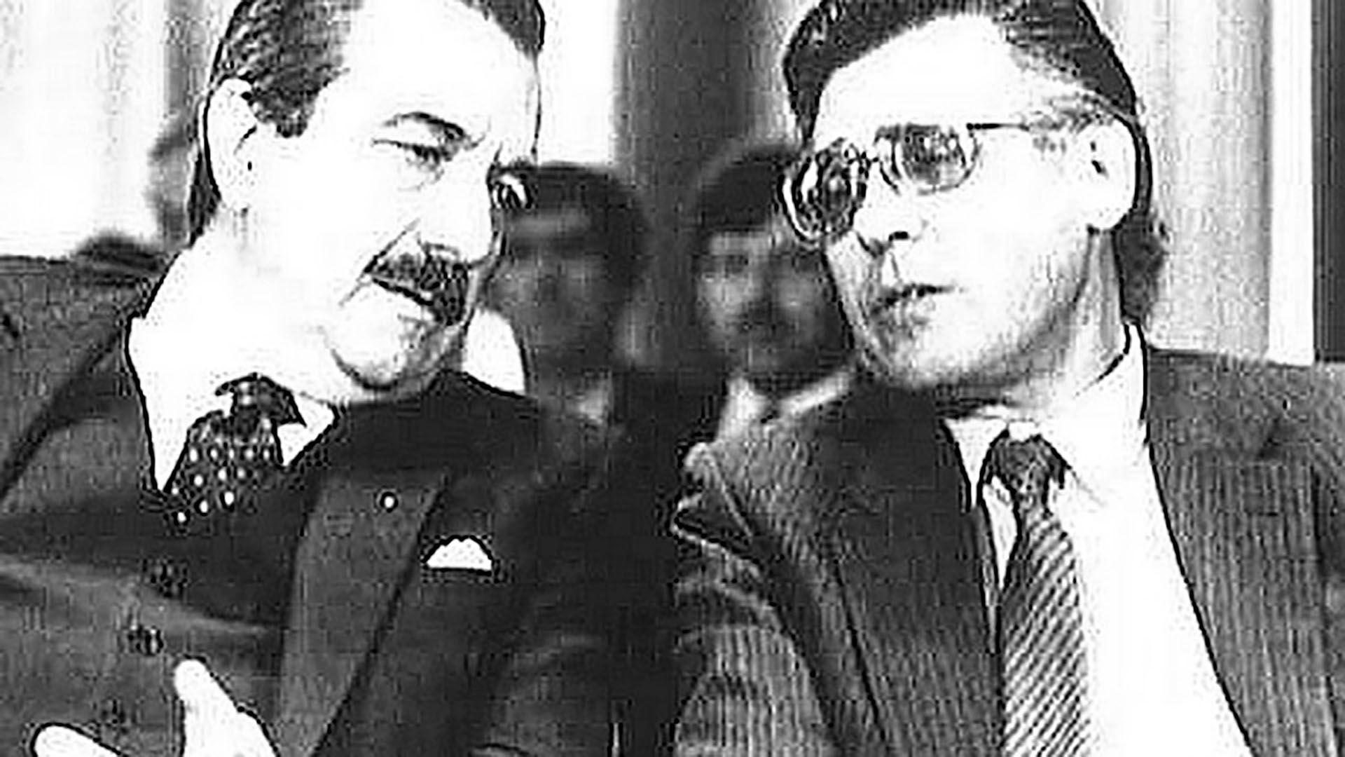 Alfonsin y su más duradero ministro de Economía, Juan Vital Sourrouille. No lograron sostener el Plan Austral y el Plan Primavera se terminó de desarmar a principios de 2009, cuando el gobierno volvió a desdoblar el mercado cambiario. La híperinflación esperaba a la vuelta de la esquina