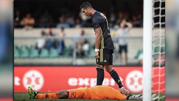 (AFP) La imagen que despertó una ola de críticas