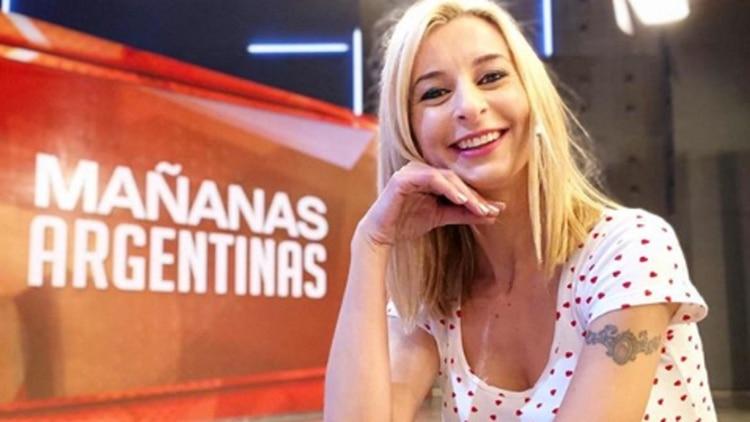 Internaron a la periodista Mariela Fernández: el mensaje de