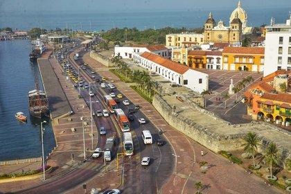 Cartagena de Indias. Foto: Alcaldía de Cartagena.