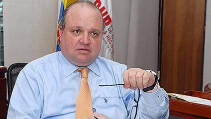 Jorge Enrique Vélez, actual presidente de la Dimayor.