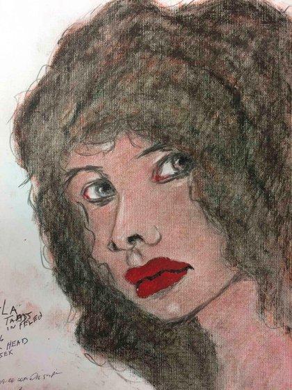 Mujer probablemente de nombre Shelia entre 23 y 25 años. Hecho ocurrido en 1996 en Los Angeles, California. (FBI)