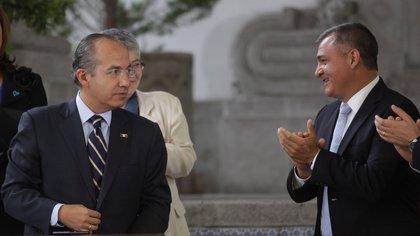 Senadora pidió investigar a Felipe Calderón y García Luna por posibles desvíos de 300,000 millones de pesos