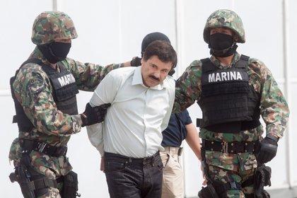 """Guzmán Loera, el padre de los """"Chapitos"""", cumple en Estados Unidos una condena por cadena perpetua (Foto: Cuartoscuro)"""