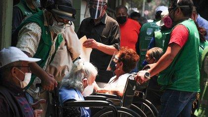 Coronavirus en Argentina: el 76% de los mayores de 60 años ya fueron vacunados