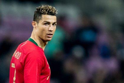 Ronaldo buscará ganar la Champions League con la Juevntus (Shutterstock)
