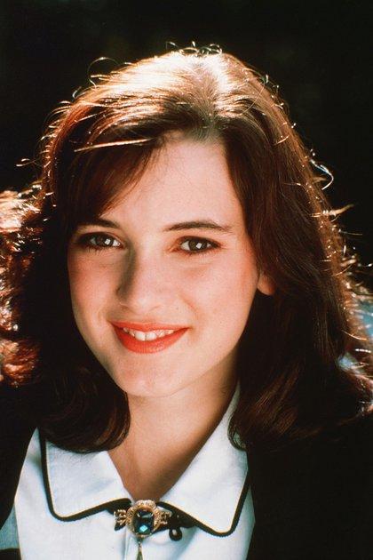 """Winona Ryder en la película """"Heathers"""", de 1988  (Foto: Shutterstock)"""