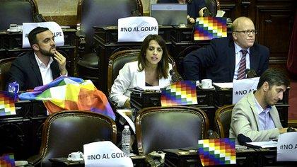 Victoria Donda renunciará a su banca en la Cámara de Diputados (Gustavo Gavotti)