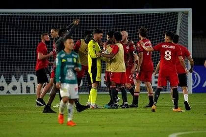 Toronto FC derrotó 2-1 al León en el partido de vuelta de los octavos de final en Concacaf Liga de Campeones (Foto: USA TODAY Sports/Jasen Vinlove)