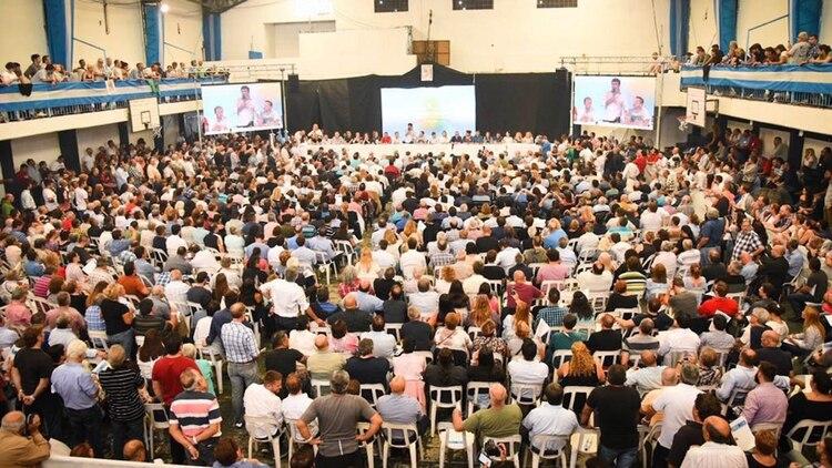 El último Congreso contó con la presencia de la mayoría de los congresales