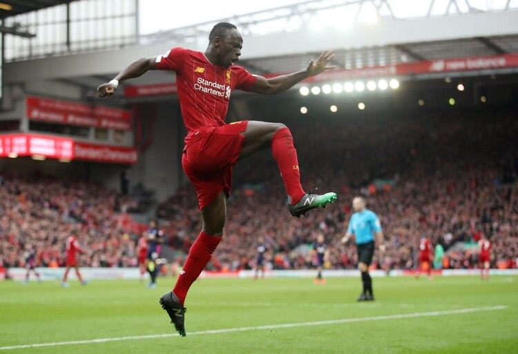 Sadio Mané, la figura del Liverpool que quiere Real Madrid (Reuters/Carl Recine)