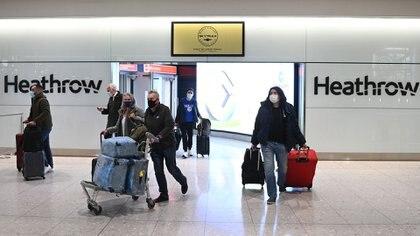 Aeropuerto Heathrow. EFE/EPA/NEIL HALL/Archivo