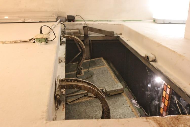 Las casas del narco mexicano tenían una amplia red de espionaje y escape a través de túneles (Foto: Cuartoscuro)