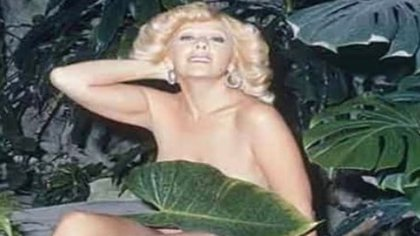 En los años 70 Silvia Pinal se desnudó para una revista española (IG: silviapinalmx)