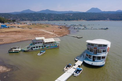 La situación se ha visto reflejada en el poco turismo que actualmente llega al lugar. FOTO: MARIO JASSO/CUARTOSCURO.COM