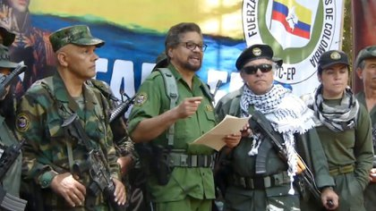 El anuncio de Iván Márquez del regreso a las armas.