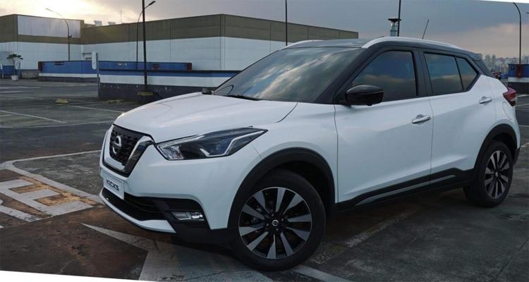 El Nissan Kicks tuvo rápida aceptación en el mercado argentino.