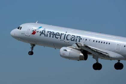 American Airlines. REUTERS/Mike Blake