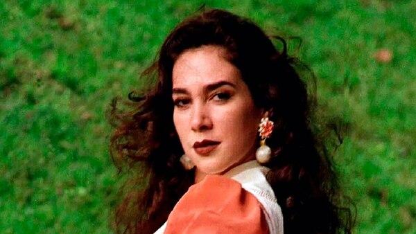En 1991, Diana Patricia impactó a todos con su baile flamenco (REUTERS)