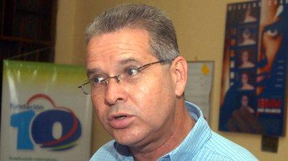 Carlos Pastora, gerente de Canal 10 de Nicaragua