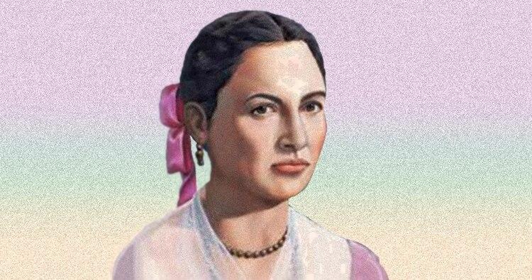"""Rosita Campusano de Cornejo, conocida como """"la Protectora"""""""