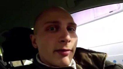 El atacante neonazi se filmó furante el asalto