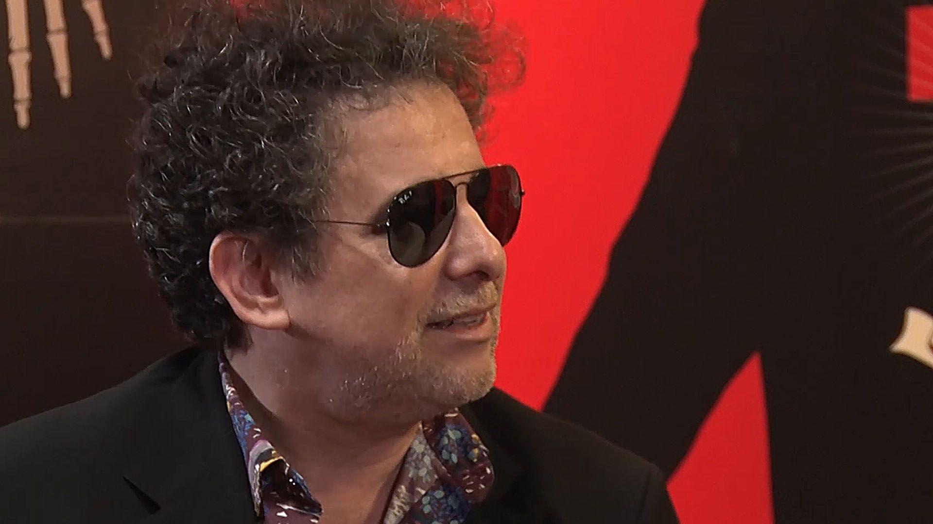 """Se estrenó el video de """"Mi ranchera"""", nuevo corte de difusión de """"Cargar la suerte"""", último disco de Andrés Calamaro"""