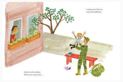 Meghan Markle publica un libro infantil (CHRISTIAN ROBINSON/PENGUIN RANDOM HOUSE)