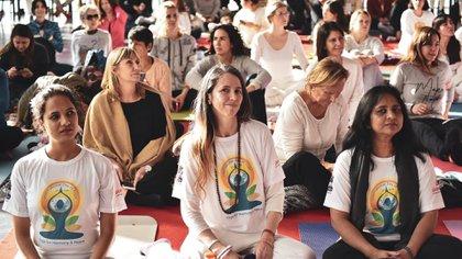 Qué recomienda el yoga para subir las defensas (Embajada de la India en Argentina) (Embajada de la India en Argentina)