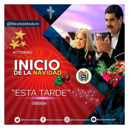 """El mensaje para anunciar que """"la Navidad"""" en Venezuela comienza este 15 de octubre"""